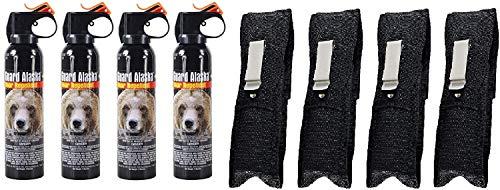 Guard Alaska Bear Spray Repellent (Pack of 4)