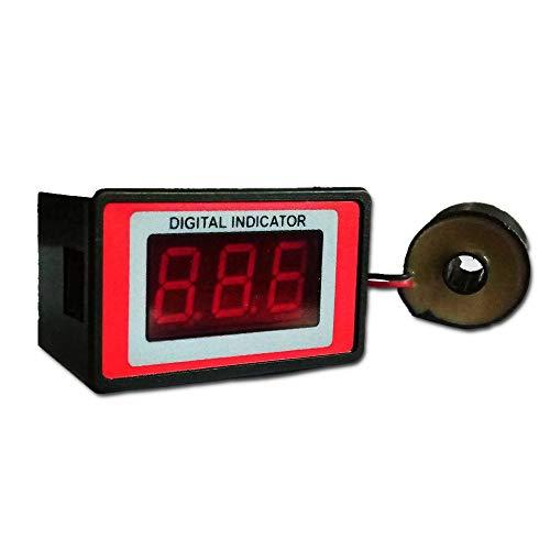XCELLENT Digital Display AC Direct sensing 50A Ampere meter (Self Powered) , Red