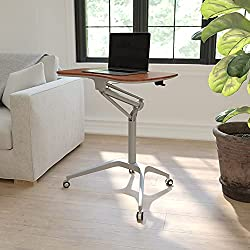 Computer Desks For Home Office --Flash Furniture Ergonomic Portable Laptop Desk
