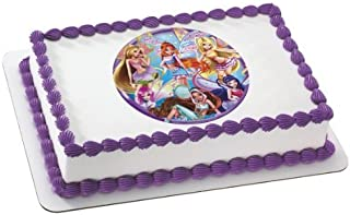 Deco Winx Fairy Friends Edible Cake Topper Decoration