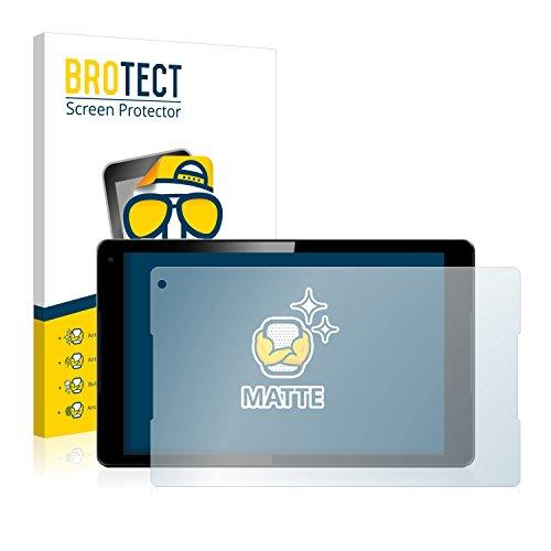 BROTECT 2X Entspiegelungs-Schutzfolie kompatibel mit Vodafone Tab Prime 7 Bildschirmschutz-Folie Matt, Anti-Reflex, Anti-Fingerprint