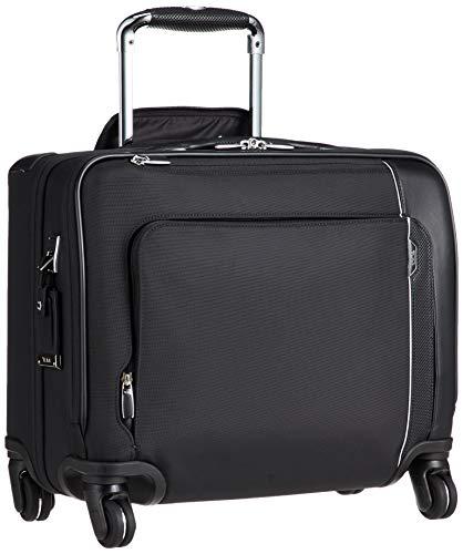 [トゥミ] スーツケース ソフト 公式 正規品 Arrive' コンパクト4ウィール・ブリーフ 機内持ち込み可 保証付 36L 39.5 cm 11.5kg Black