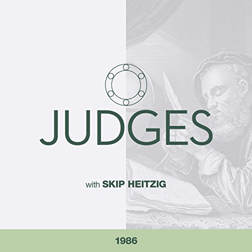 07 Judges - 1986 audiobook cover art