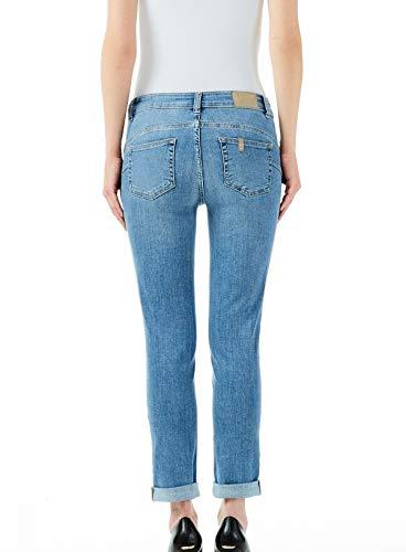 Liu Jo UA0006D4057 Jeans Damen Blue Crux Denim 27