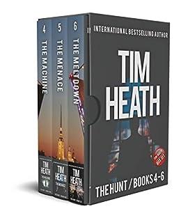 The Hunt series Books 4-6: The Hunt series Boxset by [Tim Heath]