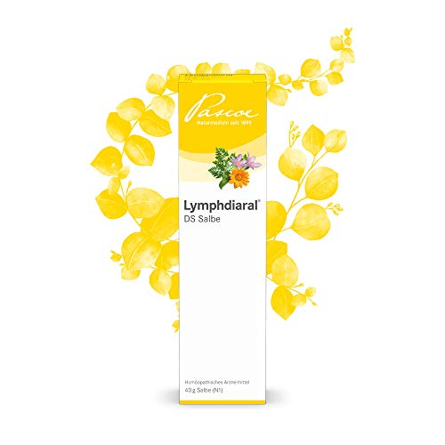LYMPHDIARAL DRAINAGESALBE (40 G)