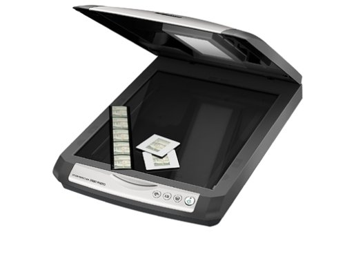 Best Price! Epson Perfection 2480 Photo Flatbed Scanner
