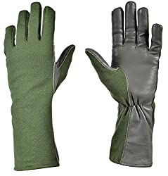 top rated Nomex Flight Gloves Nomex Military Gloves Gloves Olive Gray The best leather flight gloves … 2021