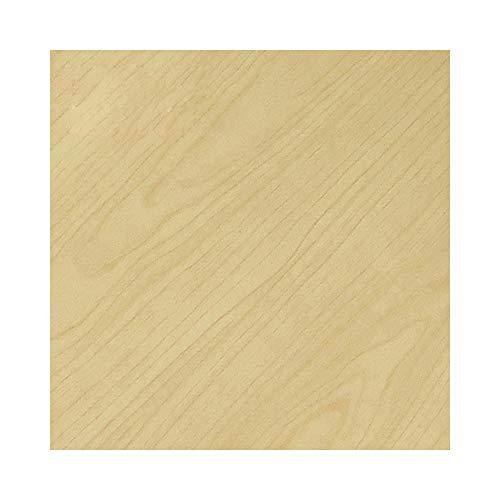 Neoxxim 22,43/m² Klebefolie Holzdekor - Ahorn (32) - 30 x 122 cm -Deko Möbelfolie selbstklebend Größe Farbe wählbar