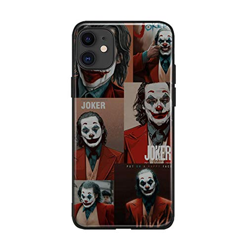 JOKER 2021 film Poster Collage Art Soft Silicone Phone Case Shell Cover coque for iPhone 6 6S 7 8 Plus X XR XS 11 Pro Max
