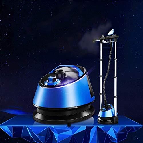 GONGFF Wäschedampfer, High Power Doppelstange hängend HoMachine Dampfbügeln hängend Haushaltsbügeleisen Bügeleisen, A, konventionell