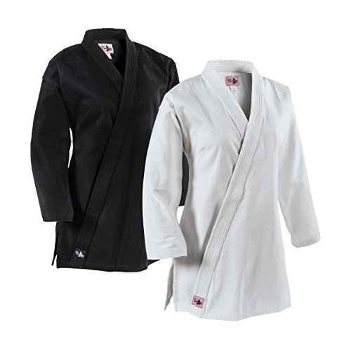 Century 8 oz. Women's Extended Length Traditional Karate Jacket