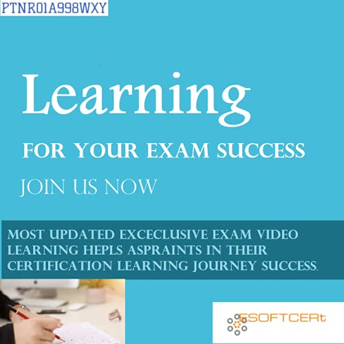 PTNR01A998WXY Exclusive Updated Exam Video Learning Course Intended For Exam DP-300 Administering Relational Databases on Microsoft Azure
