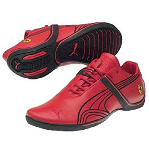 Puma Future Cat Remix SF Sneaker rood/zwart maat 44