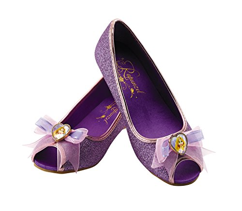 Rapunzel Disney Princess Tangled Prestige Shoes, 2/3 X-Large