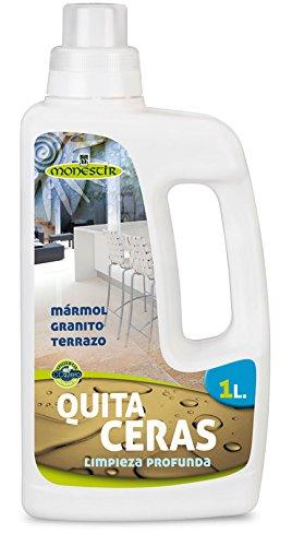 QUITACERAS SUELOS MARMOL - TERRAZO - GRANITO 1L MONESTIR