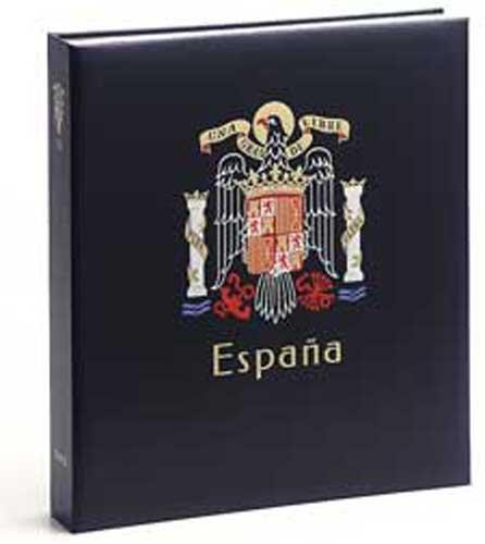 DAVO 17942 Luxe binder stamp album Spain VII