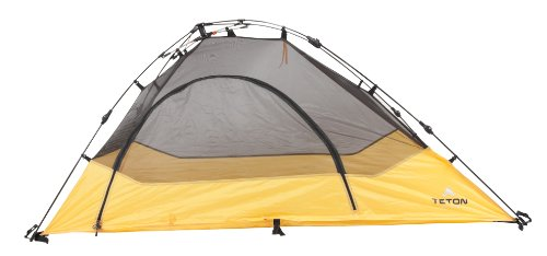TETON Sports Outfitter Quick Tent; One-Person Pop-Up Tent;...