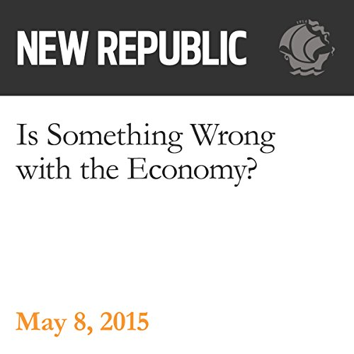 Is Something Wrong with the Economy? audiobook cover art