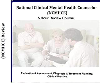 ncmhce National Clinical Mental Health Counselor Examination (NCMHCE) Audio Review Course 5 Hours, 5 Audio CDs