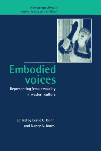 Compare Textbook Prices for Embodied Voices: Representing Female Vocality in Western Culture New Perspectives in Music History and Criticism, Series Number 1  ISBN 9780521585835 by Dunn, Leslie C.,Jones, Nancy A.