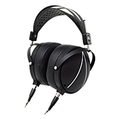 Incredible bass response due to the 100mm planar drivers and closed back design. Our Planar Magnetic drivers have superior impulse response, and make the headphones sound much more realistic. It's the most neutral closed back headphone available. Our...