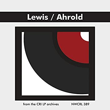 Robert Hall Lewis / Frank Ahrold