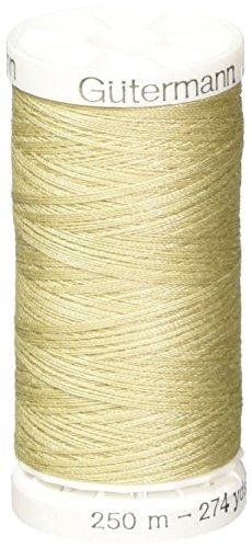 Gutermann Sew-All Thread 273 Yards-Cornsilk