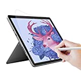 TRITTON [2 Pack] Anti-Blue Paperfeel Screen Protector for Microsoft Surface Pro 7+/7/6/5/4, Screen Protector Draw and Sketch Like on Paper Anti Glare Less Reflection for Surface Pro 12.3''