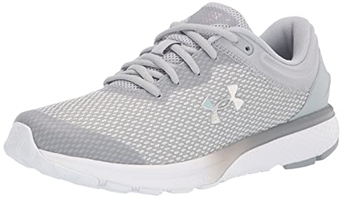 Under Armour Women's Charged Escape 3 BL Running Shoe, Mod Gray (100)/Mod Gray, 8.5