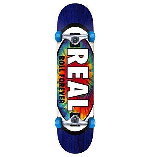 Real + rlco018Skateboard Completo Multicolore 7,5x 29