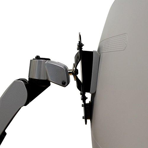 VESA Mount Adapter for Viotek GN27C, NB27C, NB32C, GN32C, GN32Q, and Some GN34C and MSI Optix MAG341CQ, AG32C, AG32CQ, G24C, G27C Monitors - by HumanCentric