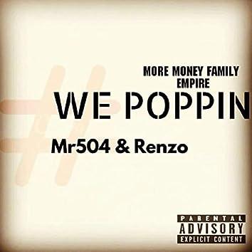 We Poppin' (feat. Renzo)