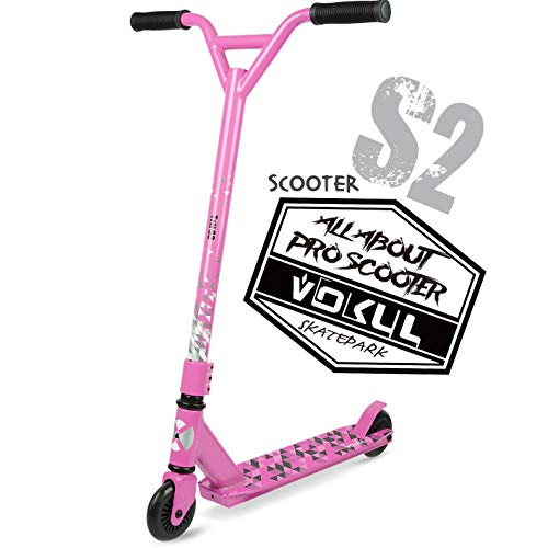VOKUL Pro Stunt Scooter with Stable Performance - Best Entry Level Trick Freestyle Pro Scooter for...