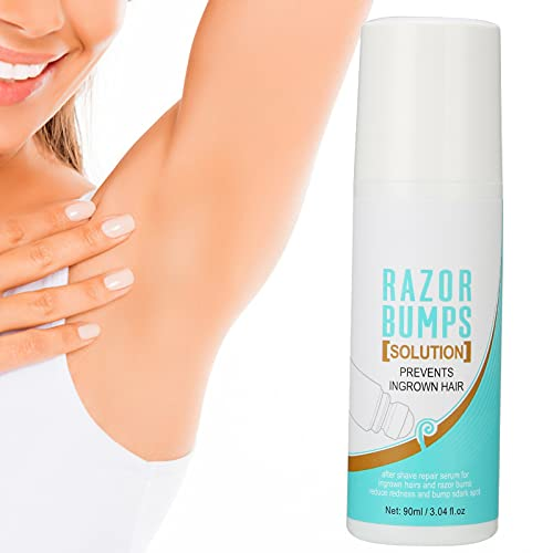 Roll-on Serum, Shave Repair Serum Cuidado de la piel calmante para hombres y mujeres para afeitar Irritación para quemaduras