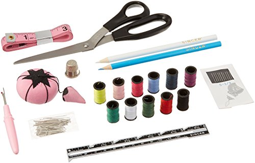SINGER 01512 Beginner's Sewing Kit, 130 pieces