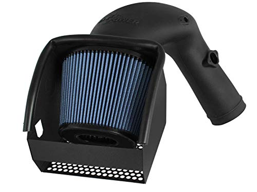 aFe Power Magnum FORCE 54-32412 RAM Diesel Trucks 13-14 L6-6.7L (td) Performance Intake System (Oiled, 5-Layer Filter)