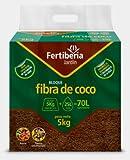 Fibra de Coco 5 Kg 70 Lts Fertiberia