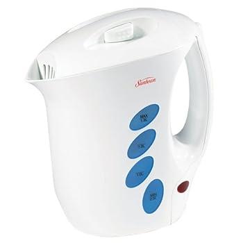 Sunbeam SEK17 1.8-Liter Electric Water Kettle 1500-Watt White