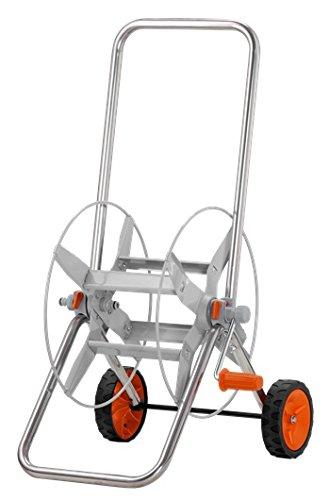 Preisvergleich Produktbild GARDENA G2672-20 portamanguera metálico 60 para 70 m manguera Ø13 mm. Chásis y Tambor de Metal. Carro,  Standard,  Hasta