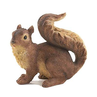 Squirrel Themed Decorative Garden Sculptures