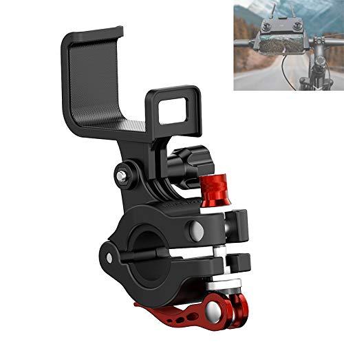 Honbobo - Soporte con abrazadera para bicicleta, para mando a distancia, para DJI Mavic Mini/Mavic Pro/Mavic Air/Spark