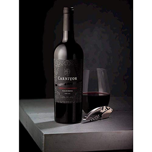 【肉専用黒ワイン】Carnivorカーニヴォ[赤ワインフルボディアメリカ合衆国750ml]