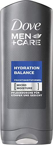 DOVE Men + Care Duschgel Hydration Balance, 6er Pack (6 x 250 ml)