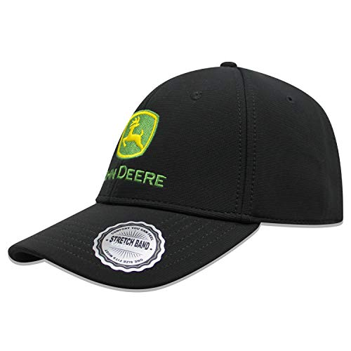 John Deere Men's Stretch Band Embroidered Logo