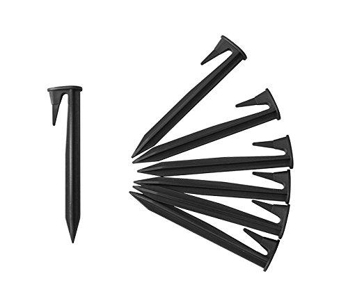 AL-KO Ersatzbodennägel für Mähroboter Robolinho, 90 Stück