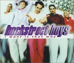 I Want It That Way by Backstreet Boys (1999-05-25)