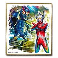 ウルトラマン色紙ART2 [5.ウルトラマンタロウより「ウルトラ6兄弟最後の日!」](単品) ※色紙のみ お菓子及びパッケージは付属しません