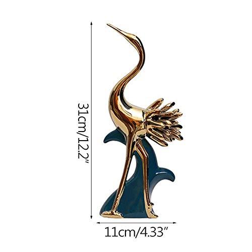 ZXDFG Esculturas Arte Hada Artware Adorno De Cerámica Pantalla De Escritorio Hogar Estatuas De Regalo De Boda
