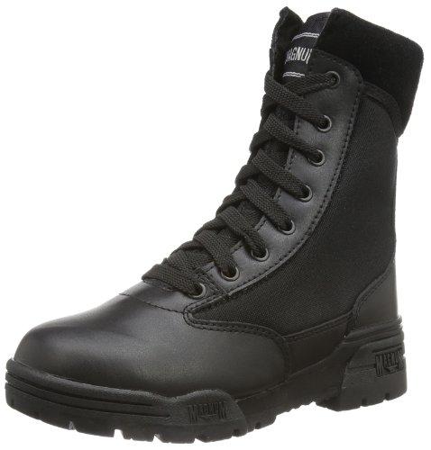 Magnum Unisex-Erwachsene Classic Combat Boots, Schwarz (Black 021), 44 EU